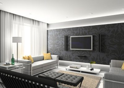 Contemporary Ceiling Mount